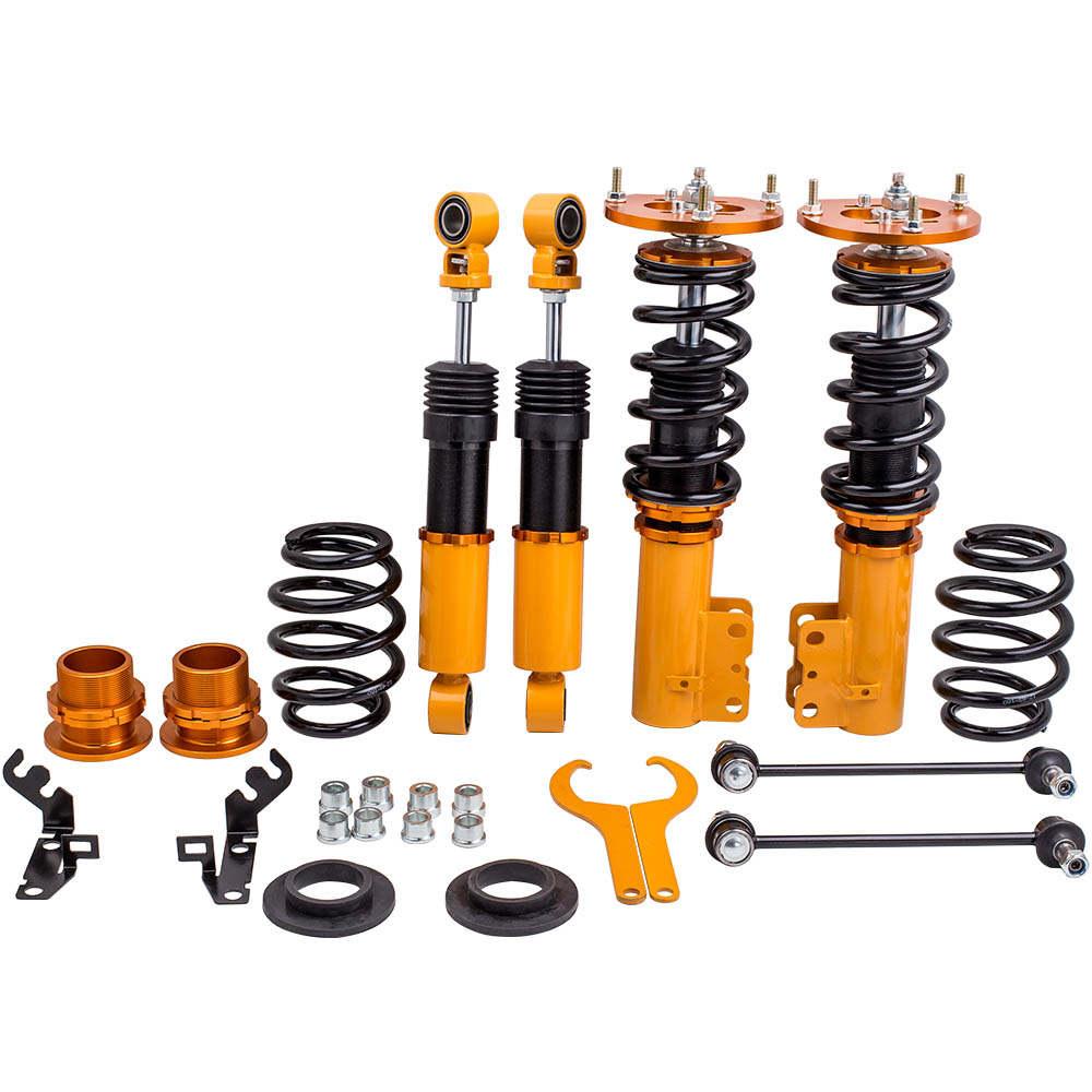 Adjustable Coilover Lowering Kit For Chevrolet Cobalt 2005-2010 Golden