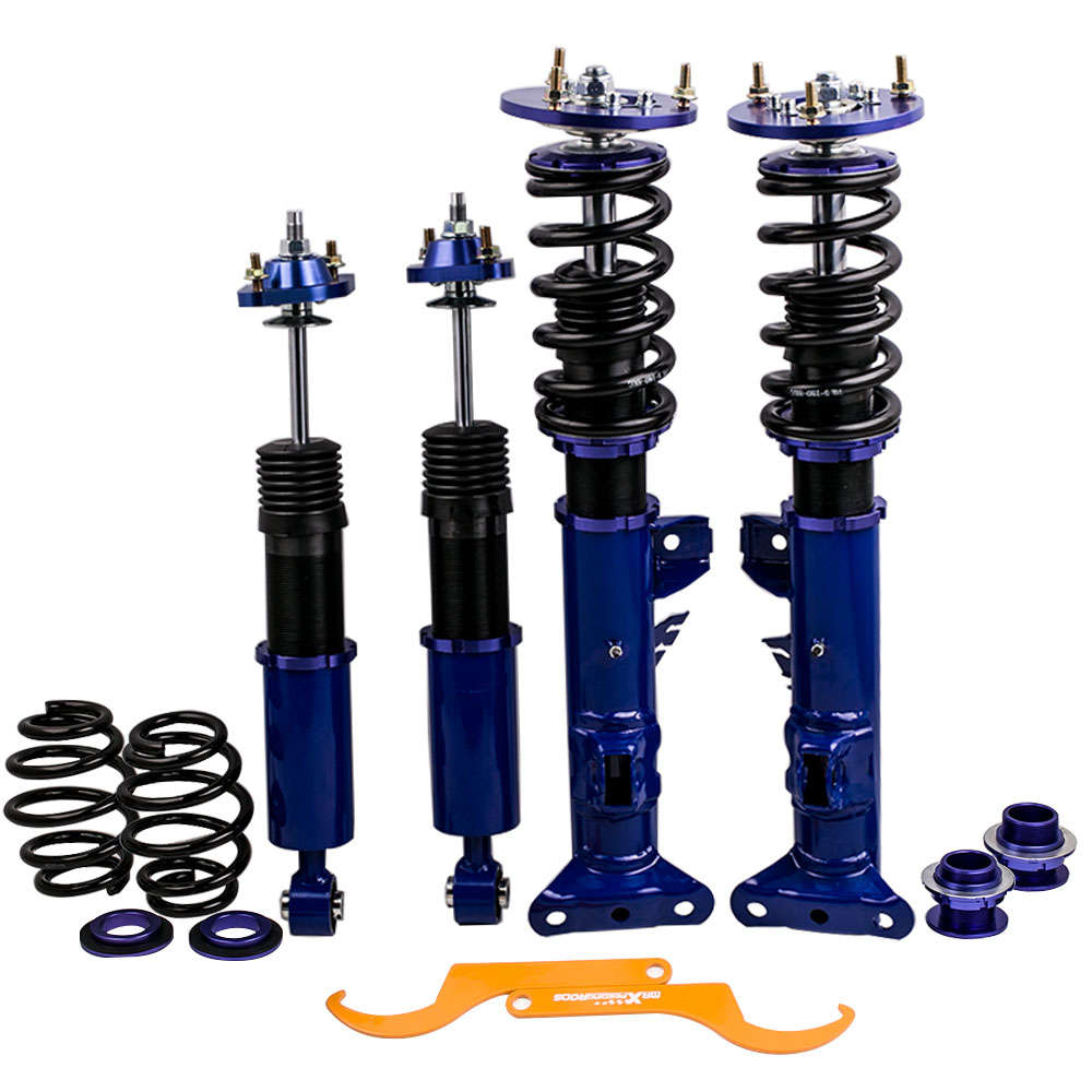 For BMW 3 Series E36 M3 323 325 328 Struts New Coil Spring Sturts Coilovers suspension Set