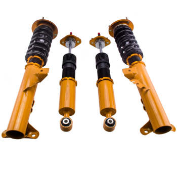 For BMW E36 3 Series 24 Ways Adj Damper Shock Absorber Coilovers Suspension Kits