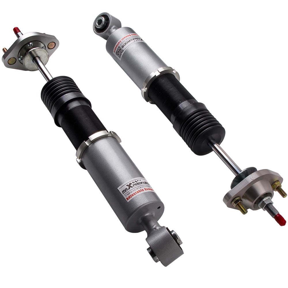 Amortiguador de amortiguador Amortiguador de muelle Kit de amortiguador compatible para BMW E36 3 Series 90-99