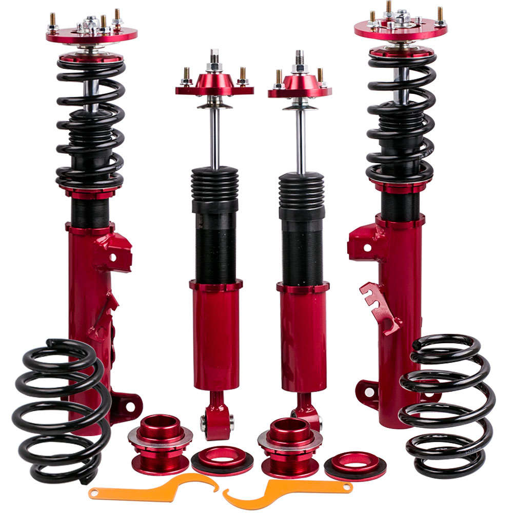 1991 - 1999 For BMW E36 3 Series 316 318 323 325 328 M3 Coilover Strut Red Coilovers Kits
