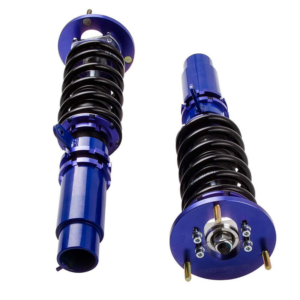 Complete Coilovers for BMW E46 3 Series Adj. Height + Pair Sway Bar Links