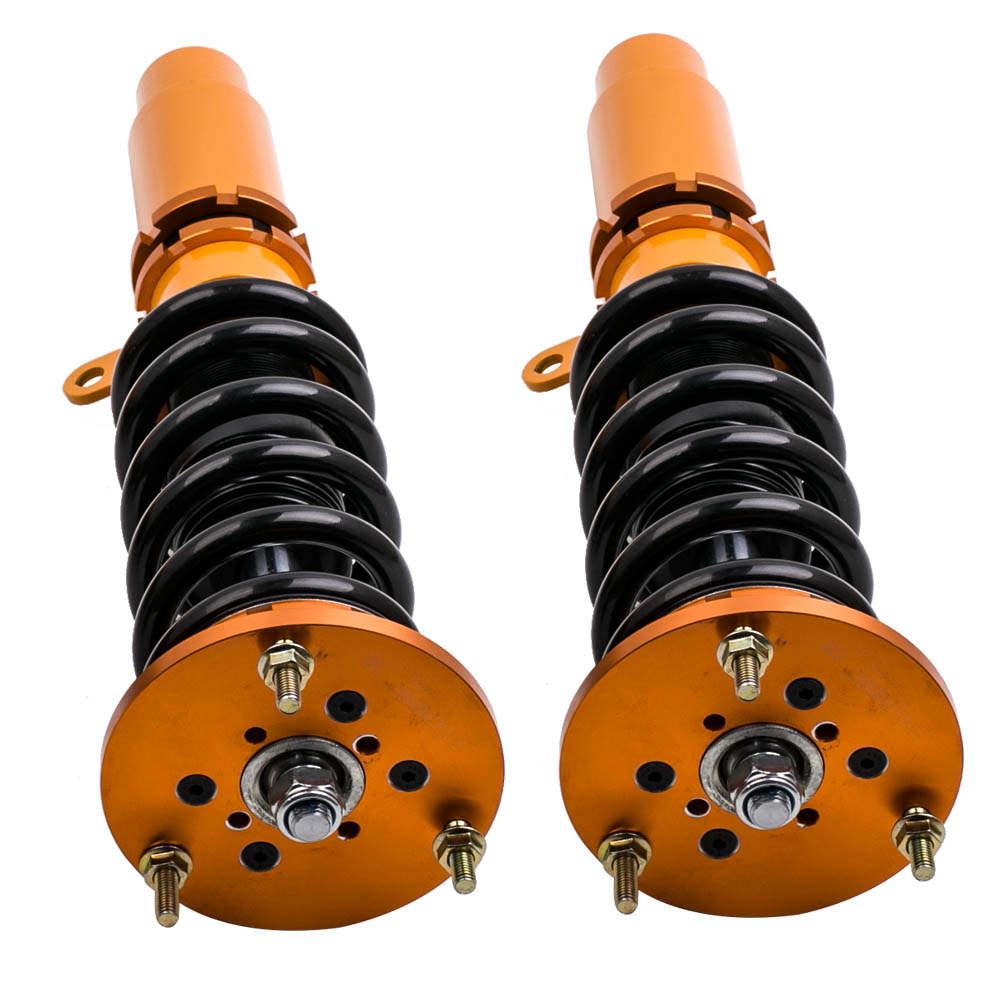 Amortiguador compatible para BMW E60 5 Series 530d 523 525 Coilover Suspensión Spring Kit