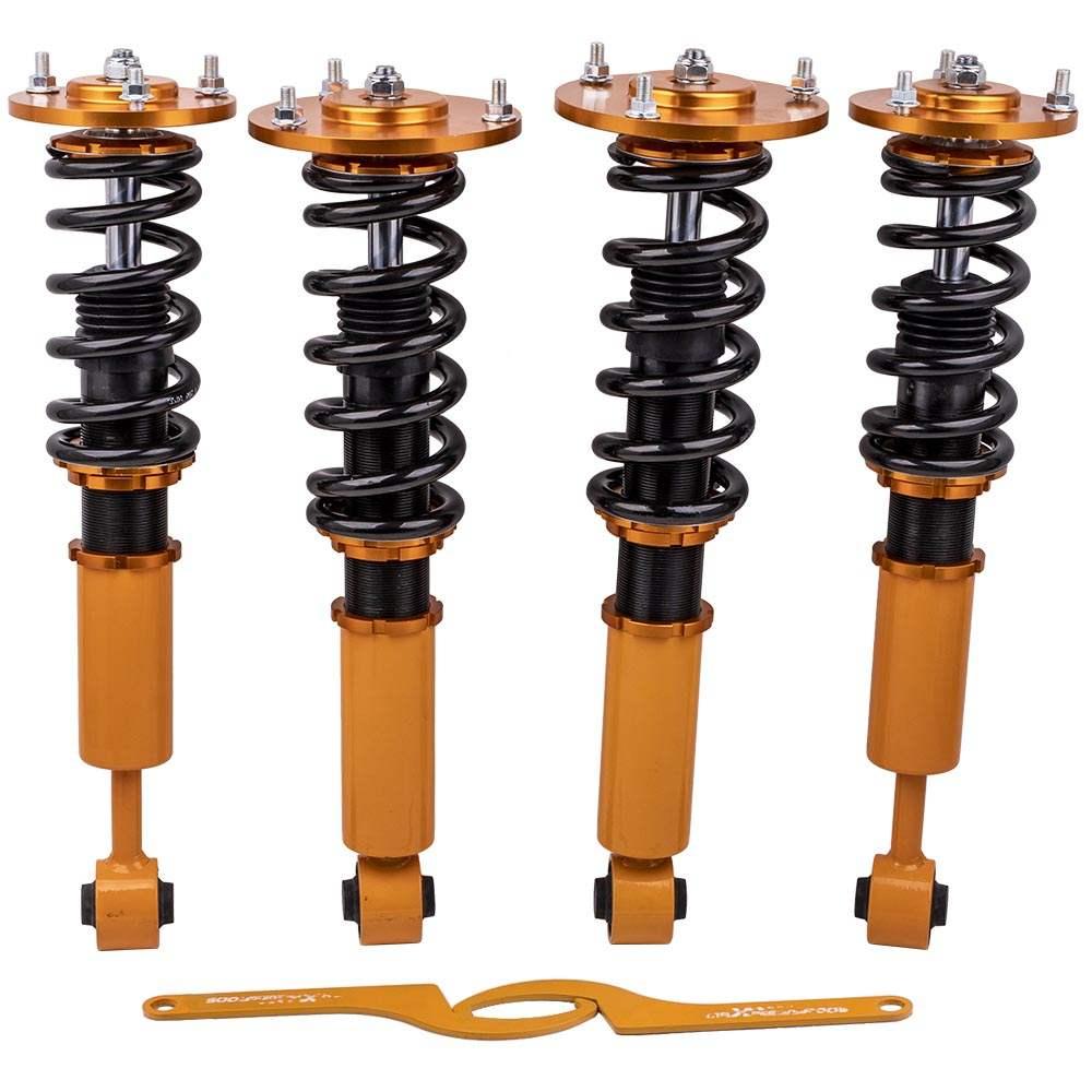 Gewindefahrwerk compatible para Lincoln Navigator 03-06 Coilover de amortiguadores de muelle neumático