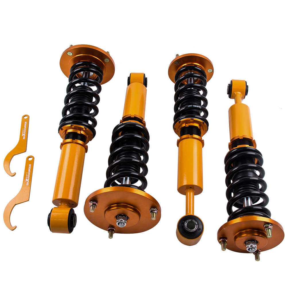 For Ford Expedition 2003 - 2006 For Lincoln Navigator Front and Rear Air Suspension to Coil Conversion Kit