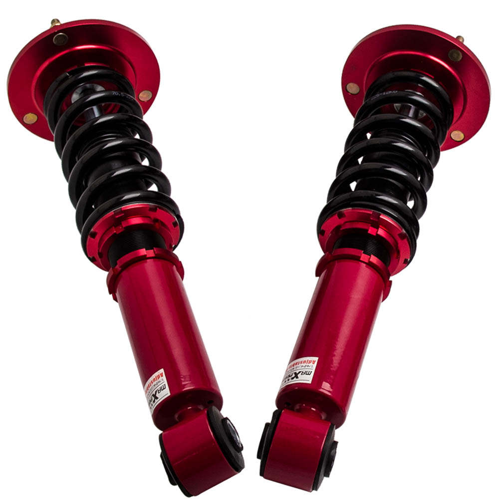 Coilovers For Ford Expedition Navigator 03-05 06 Air to Coil Conversion Kit Damper Shocks