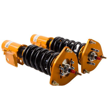 For High Performance 93-01 Subaru Impreza WRX GC8 24 Ways Adjustable Coilover / Shock Absorber Suspension Kit