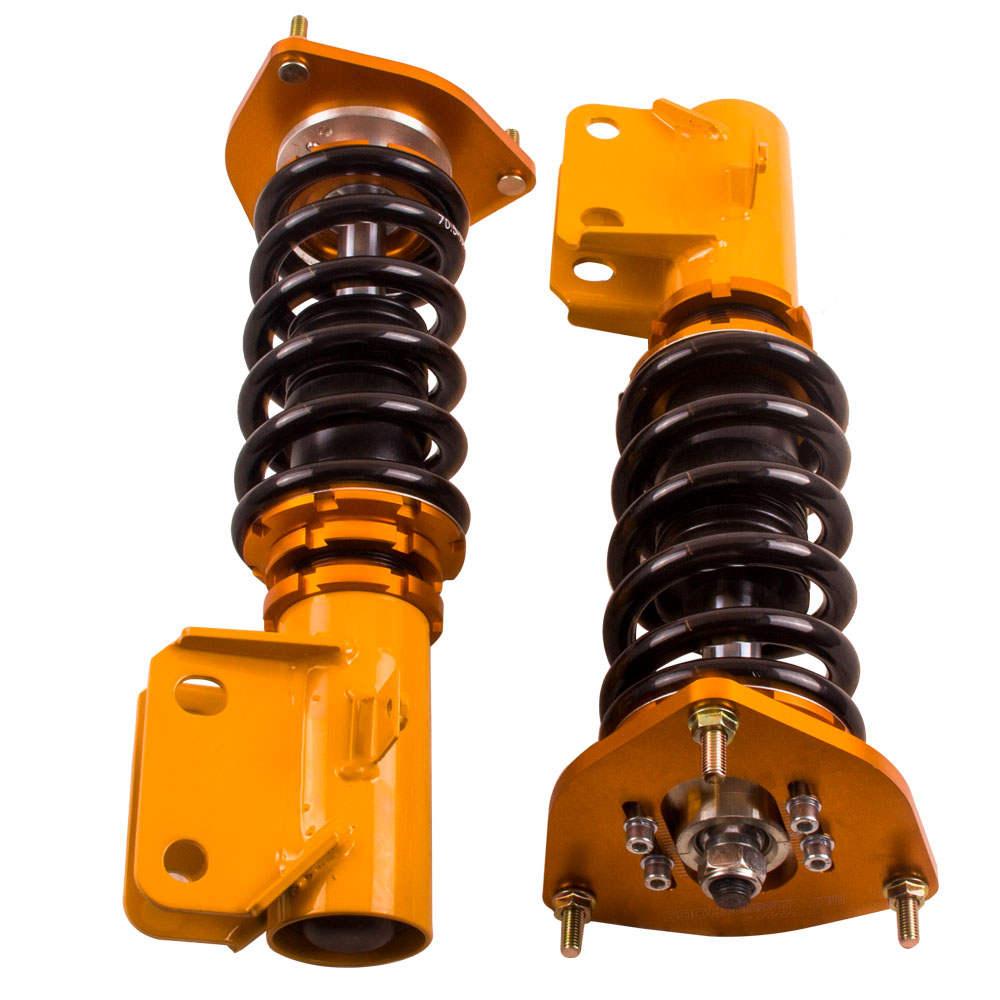 For Subaru Impreza WRX GC8 Camber Plates Coilovers Suspension Coil Struts