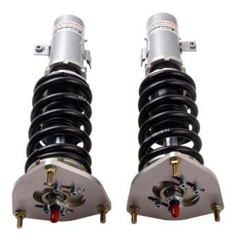 Coilovers For Subaru Impreza WRX GC8 Adjustable Damper Adjustable Damper Grey