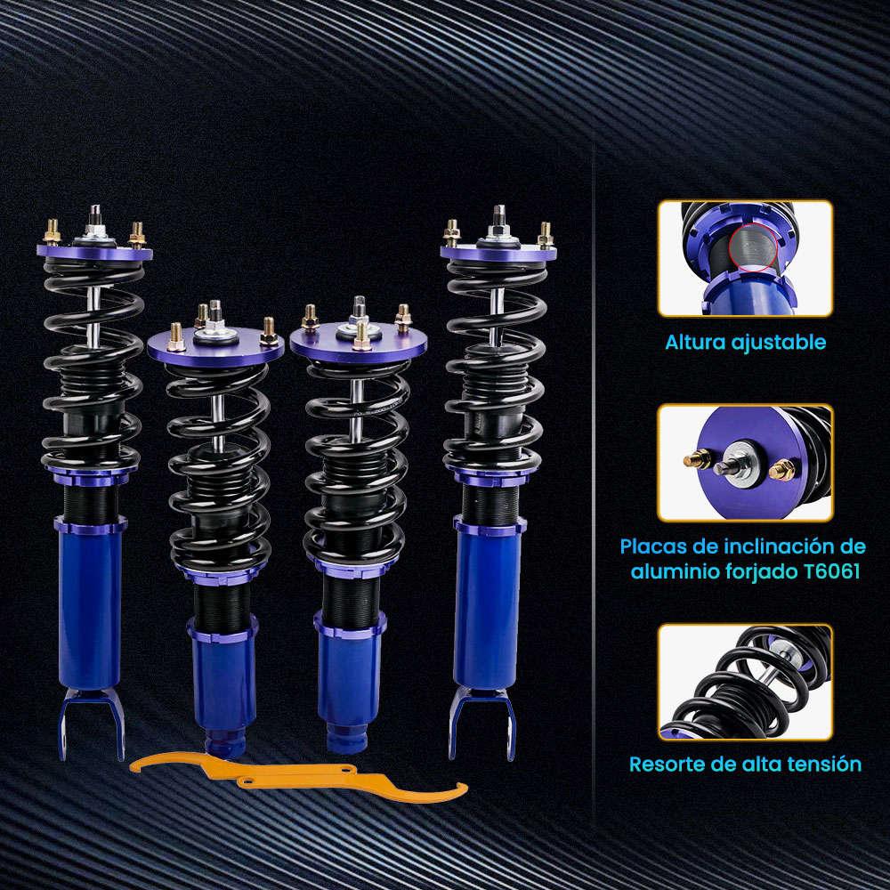 Kit Suspensión Amortiguador Muelle Coilover compatible para Honda ACURA TSX 2009-2014