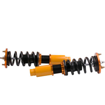 2008 - 2012 For Honda Accord 8th Gen Full Assembly Golden Coilover Suspension Kits