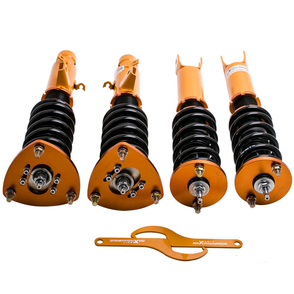 Assembly Coilover Suspension Kits For Honda Accord 2013 14 15 16 Adj. Damper