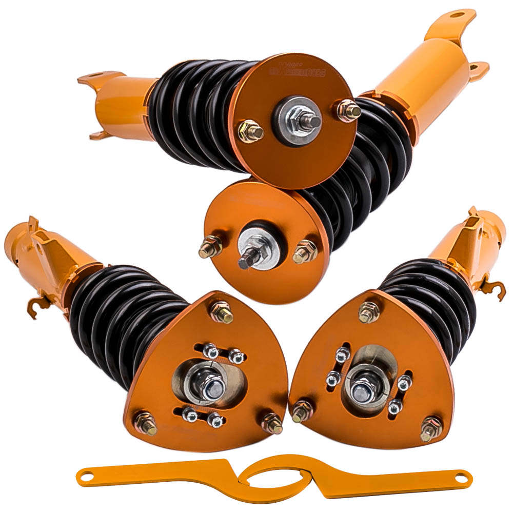 Assembly Coilover Suspension Kits For Honda Accord 2013 14 15 16 Adj. Height