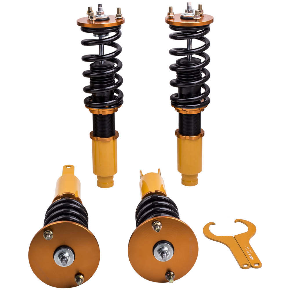 For Honda Accord 1990 - 1997 Shock Absorbers Struts Full Set Coilovers Suspension Kit