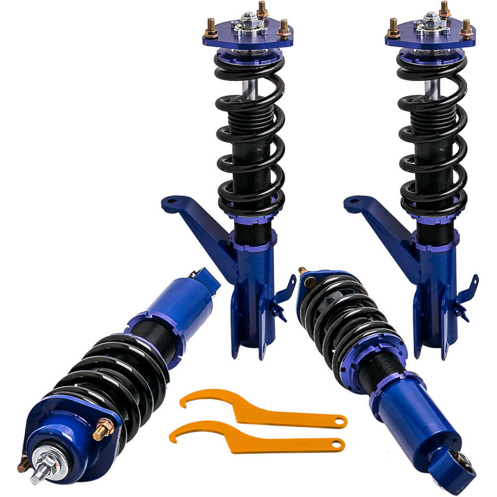 For Honda Civic 2001 2002 2003 2004 2005 Adjustbale Height Shock Struts Coilovers