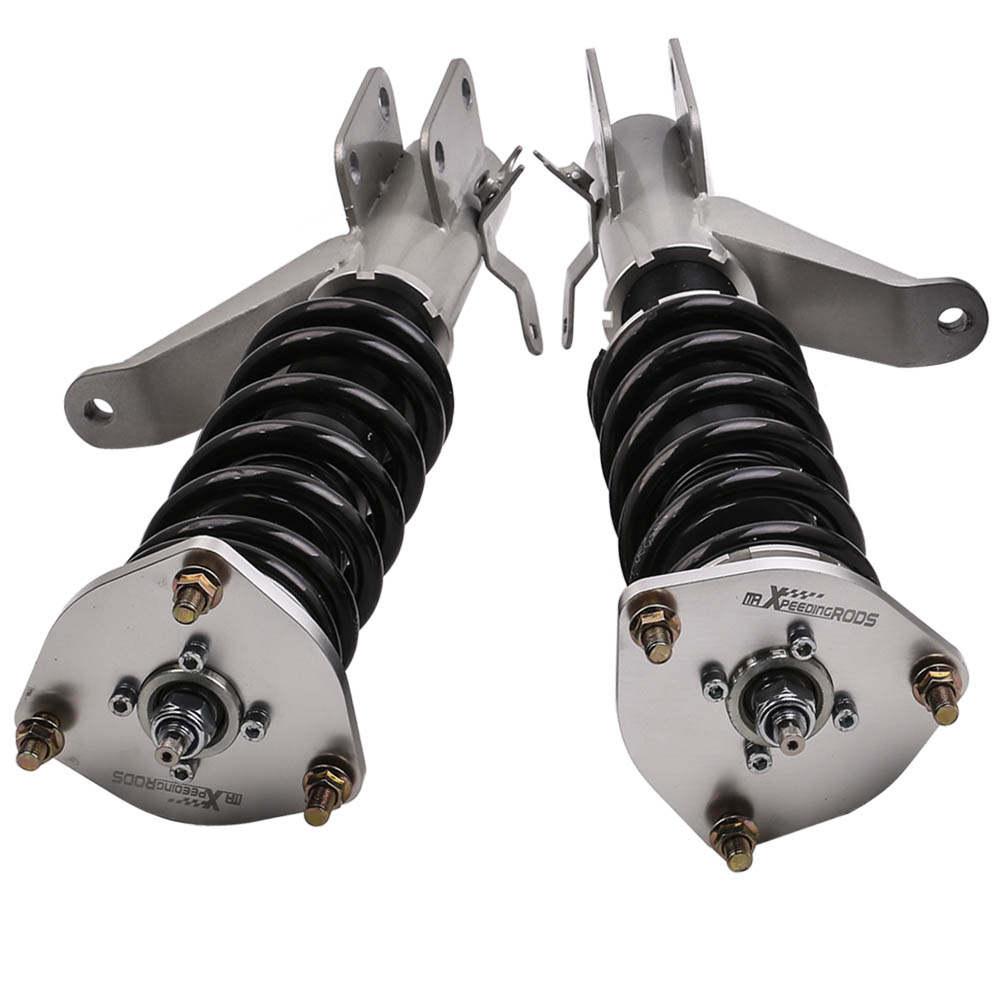 Coilover Suspensión y dirección Amortiguadores compatible para Honda Civic (EM2) 01-05 coilover