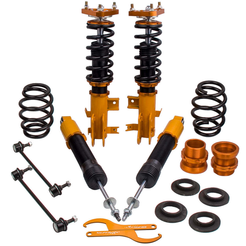 Complete Coilovers Kits For Honda Civic 2012-2015 Civic Si
