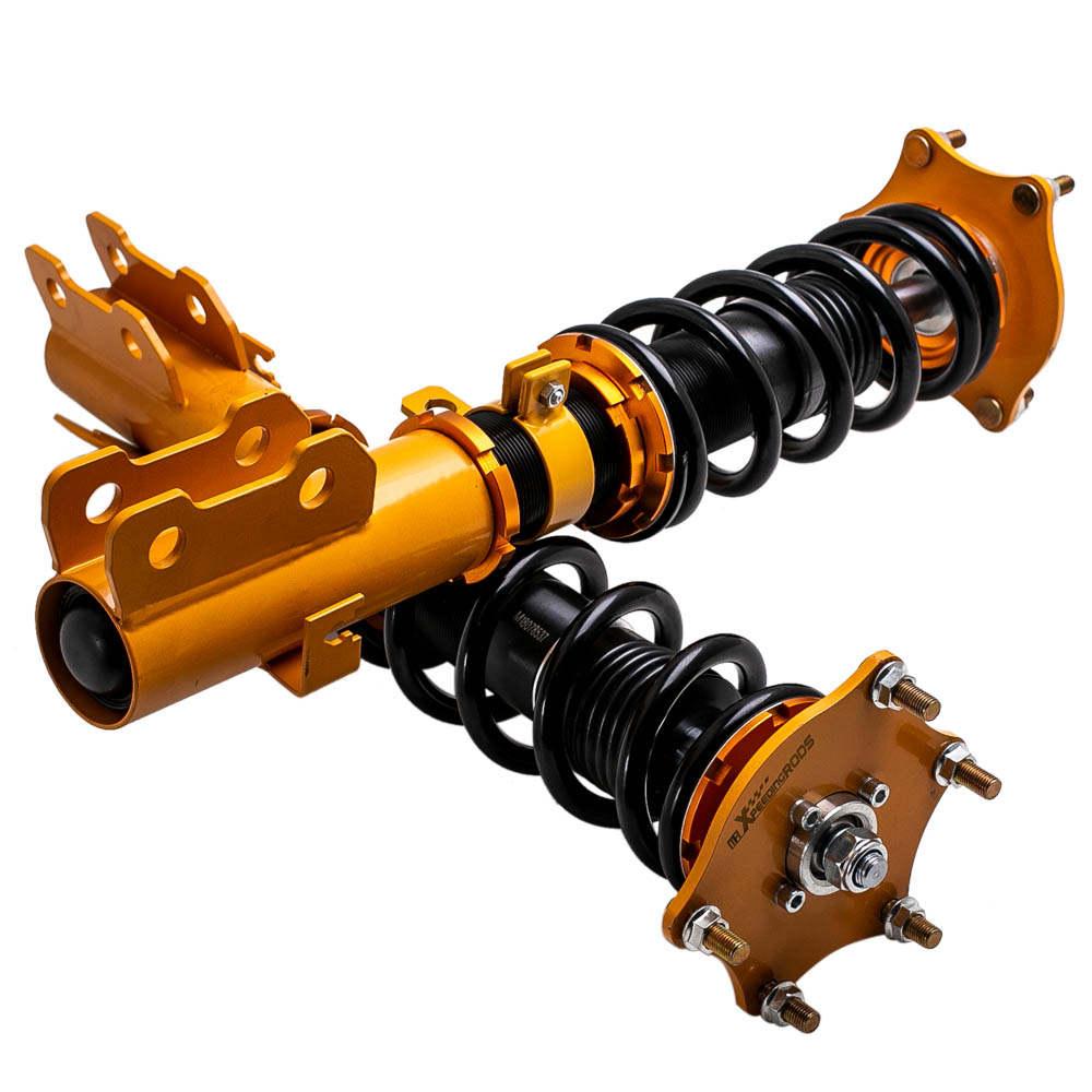 Coilovers compatible para HONDA CRV CR-V 07-11 Suspensión amortiguadores spring Adjustable
