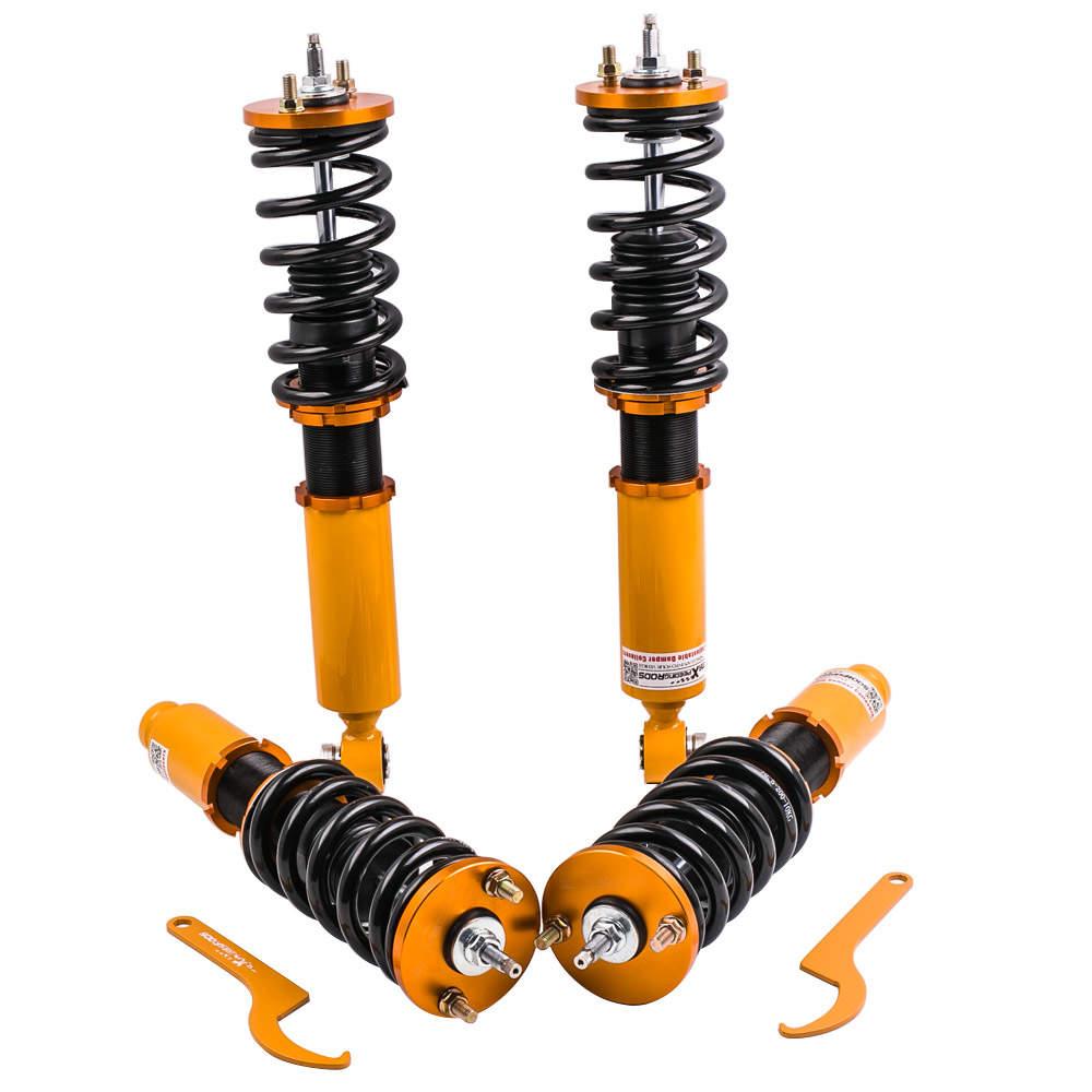 1996 - 2001 For Honda CR-V Adjustable Damper Shock Absorber Racing Strut Coilovers