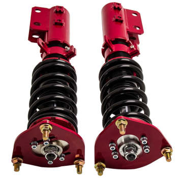 Coilovers Kit For Hyundai Veloster 2012-2016 1.6L Adj. Height Coils  Struts