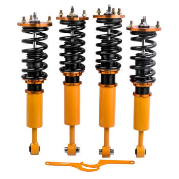 2006 - 2012 For LEXUS IS350 2007 - 2011 3.5L 2 x Front 2 x Rear Damper Shocks Set Coilovers