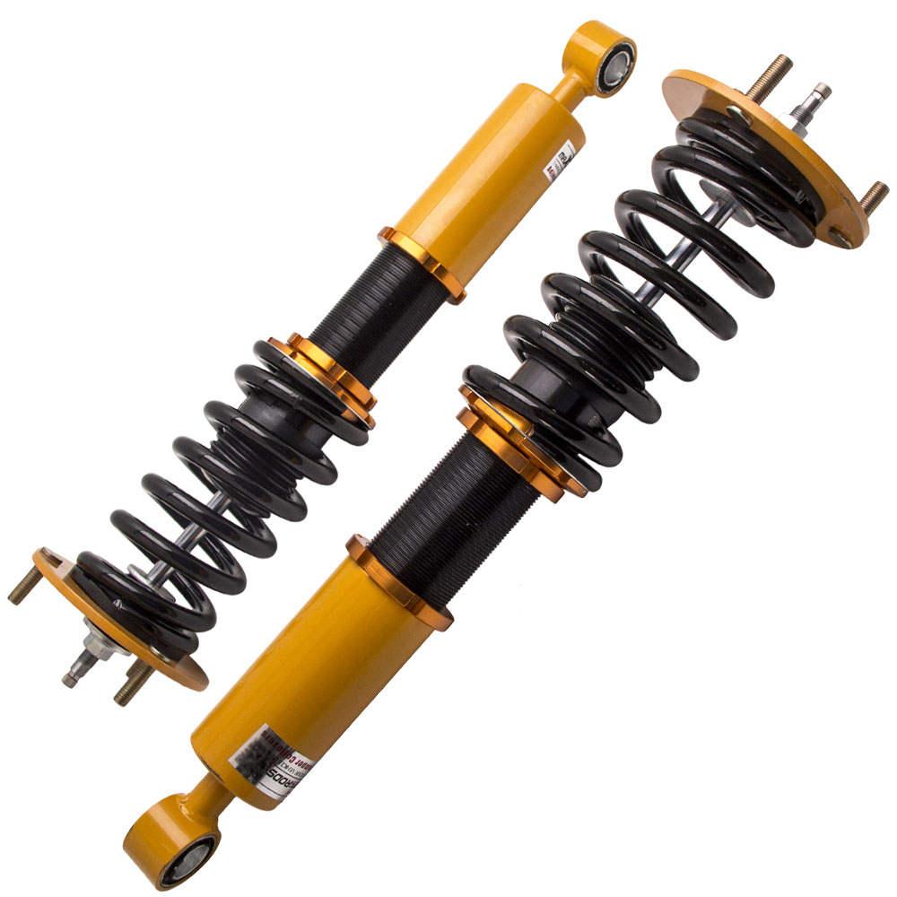 Coilovers Strut Suspension Kit For Lexus LS400 XF10 1990-1994 Adjustable Damper