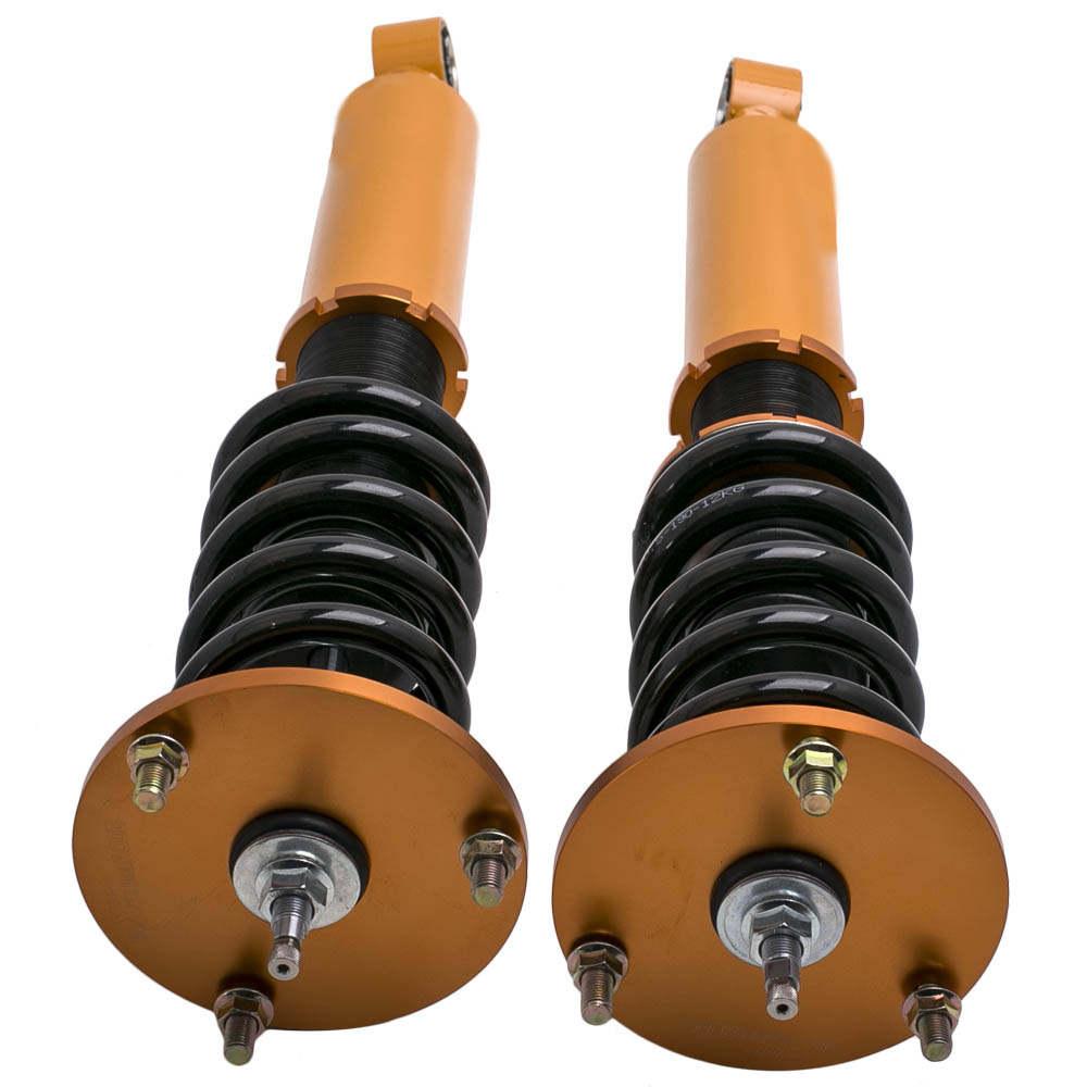 Amortiguador de 24 vías y coilover ajustable en altura compatible para Lexus LS 430 UCF30 2000-2006