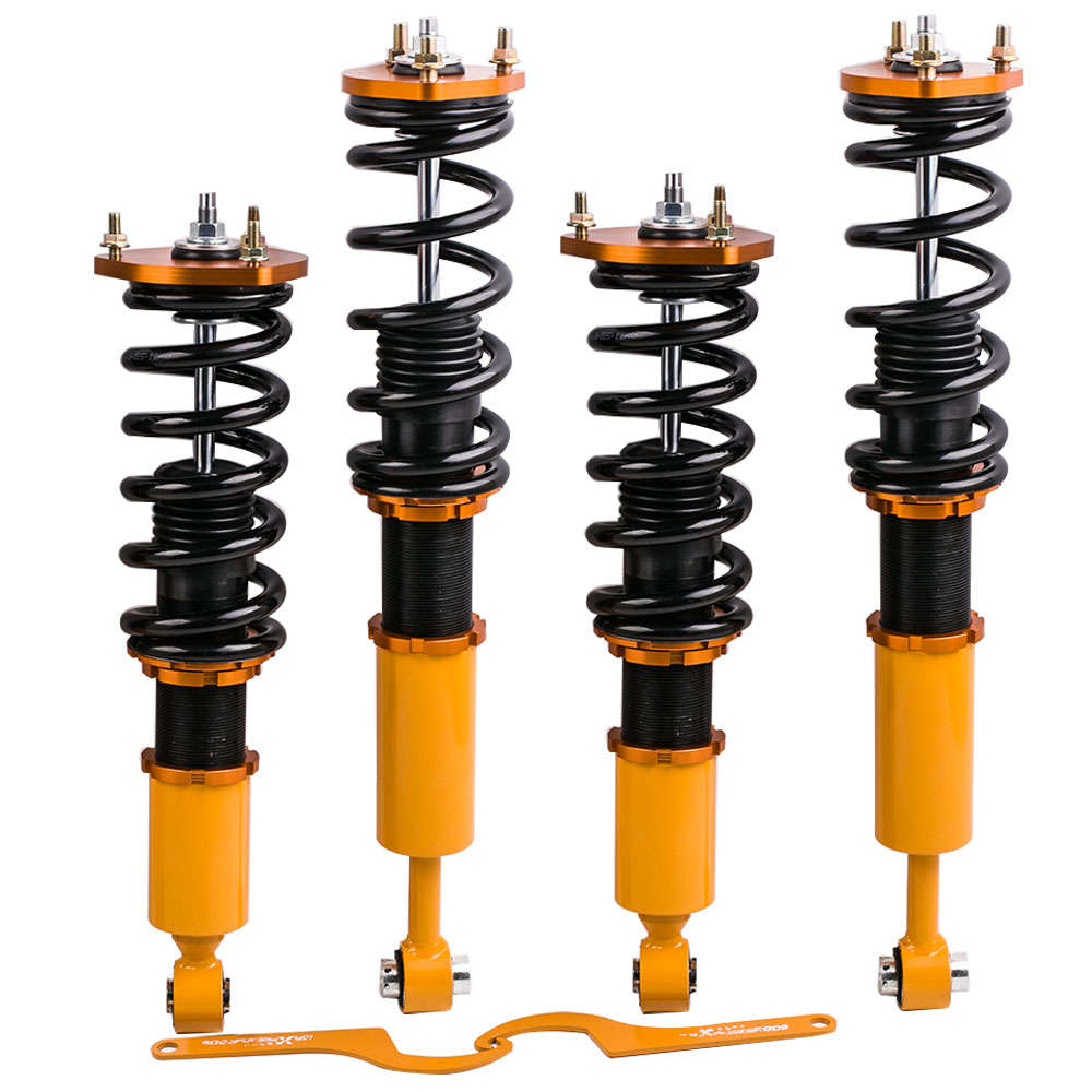 Coilovers Shock Absorber For Lexus 2001-2005 IS300 Adj Height Suspension Kit New