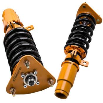 For Mazda 3 2010-2013 Adj. Height Spring Struts Shocks Racing Coilovers suspension Kit