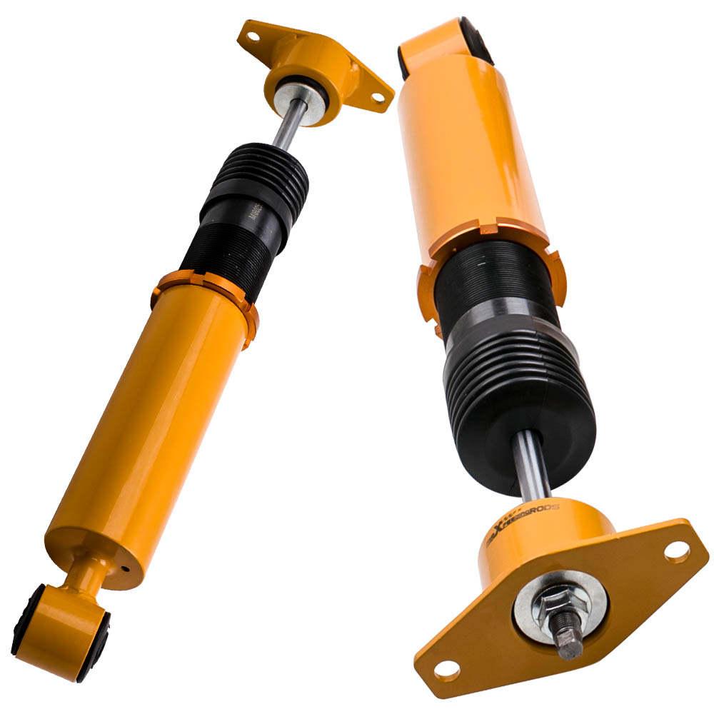 Amortiguador de muelles helicoidales ajustables compatible para Mazda 3 BL 2009-2013 Kit de suspensión