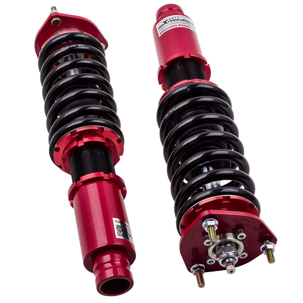 Coilover Kits for Mazda 6 2003 - 2007 Adj Damper Shock Absorbers Struts Red