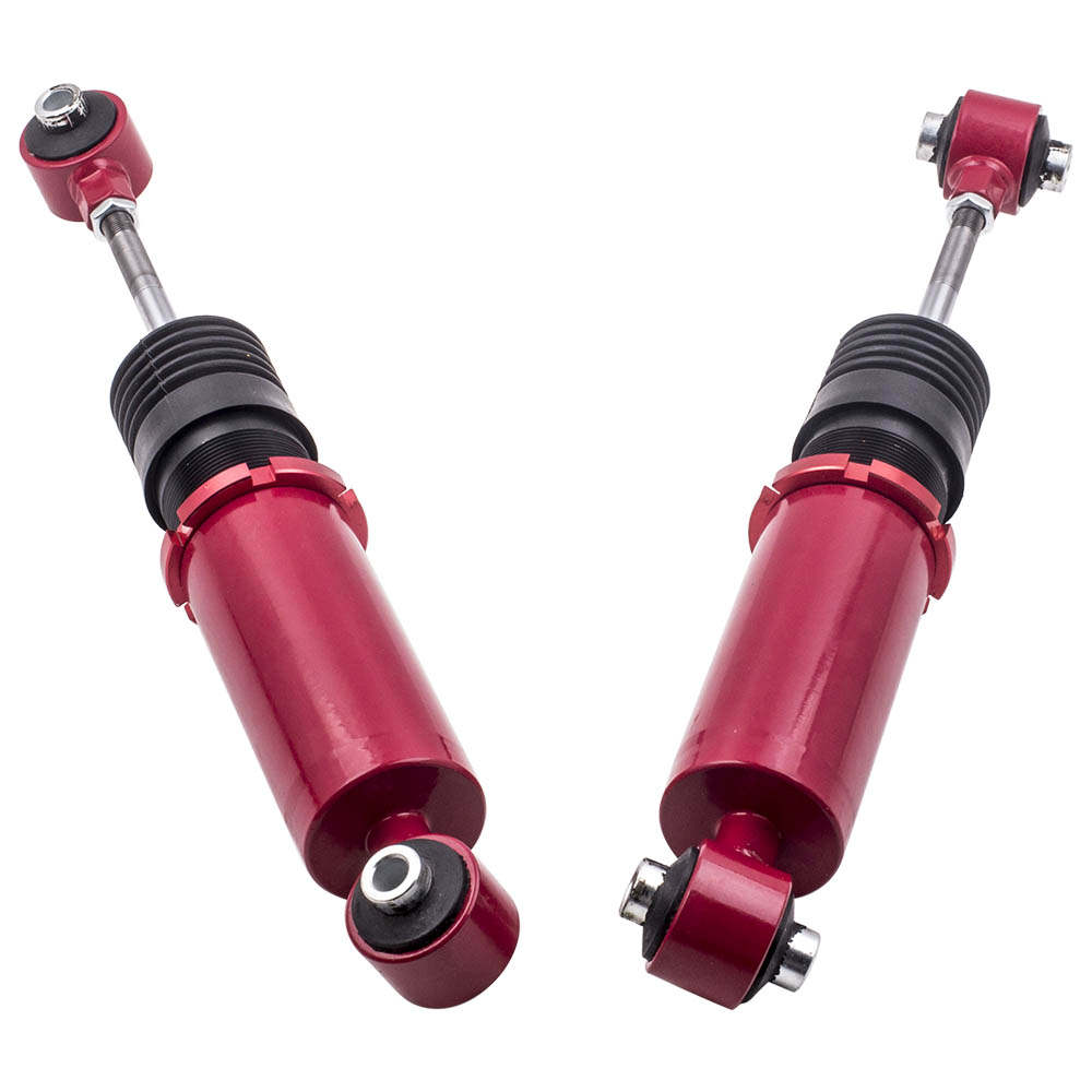 Coilover Kits for Mazda 6 2003 - 2007 Adj Height Shock Absorbers Red