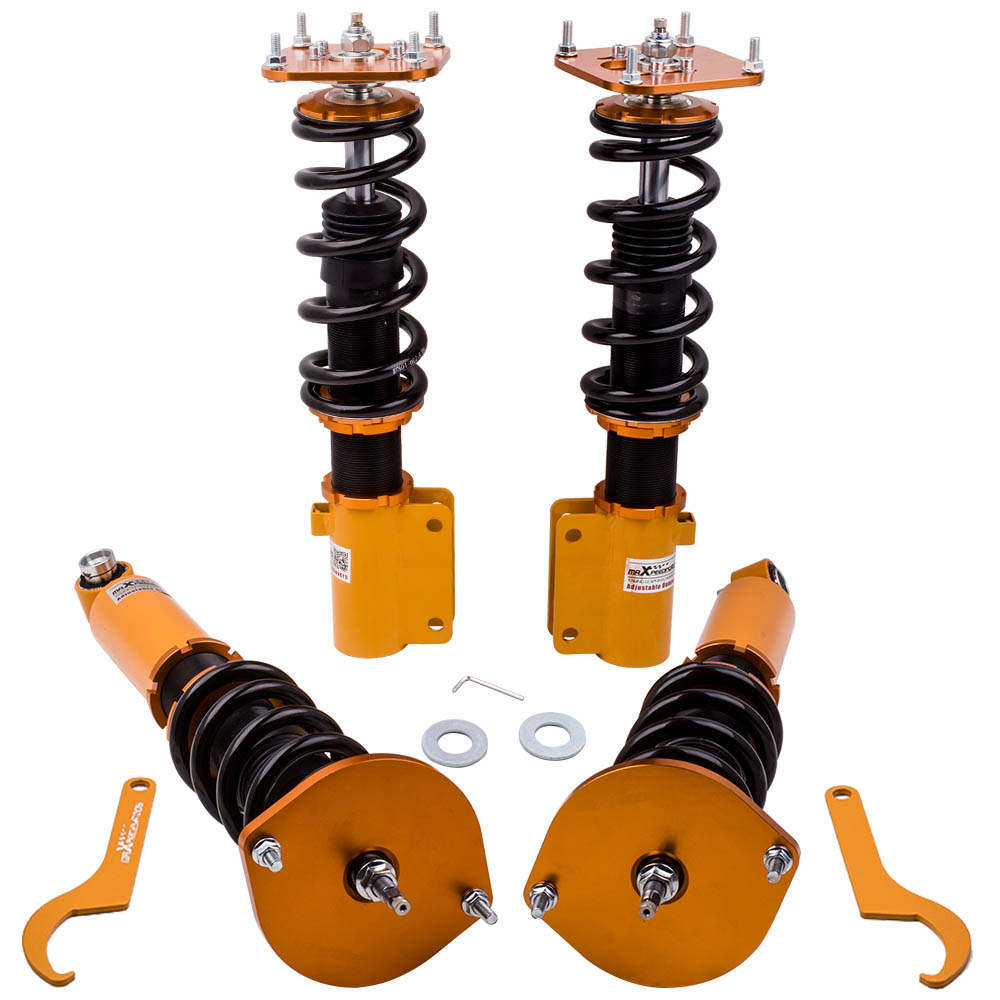For Mazda Savanna RX7 FC3S 1.3L R2 GAS Coupe 86-91 Coilovers Spring Struts Suspension Kit