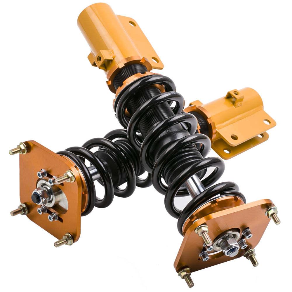 Coilover Suspension Strut compatible para Mazda RX-7 FC FC3S 86-91 No ajustable Amotiguador