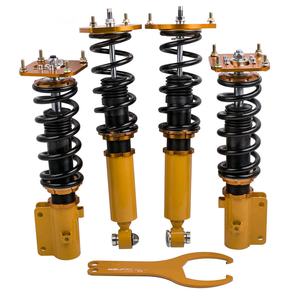 For Mazda Savanna RX7 FC3S 1.3L R2 GAS Coupe 86-91 Coilovers Spring Struts