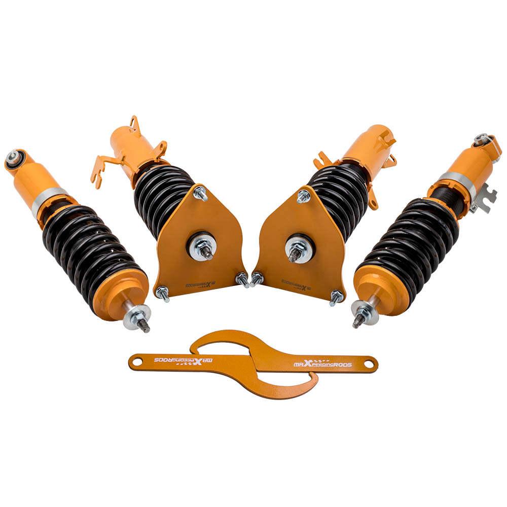 Racing coilover suspensión kit compatible para Mini Cooper 02-06 R50 R52 R53 Shock Absorber
