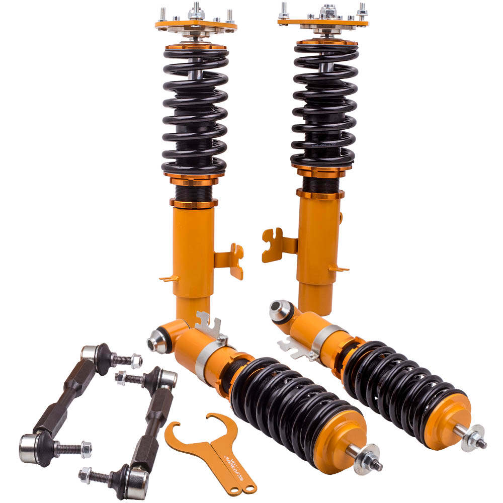 Adjustable Height Shock Absorbers Tuning Coilovers Kit for Mini Cooper 2007-2013