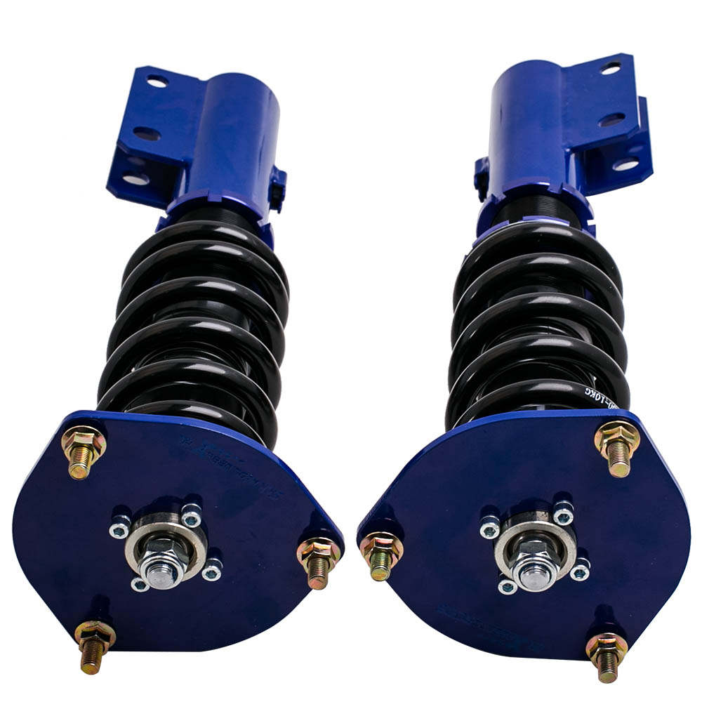 Coilover Kits for Mitsubishi 3000GT FWD 1991-99 3.0L Shock Absorbers Struts Blue