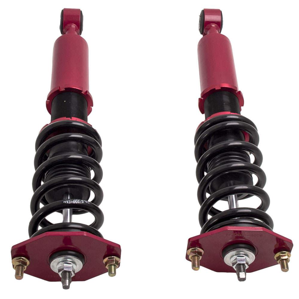 Amortiguadores compatible para DODGE STEALTH compatible para FWD 91-96 DAMPER COILOVER SHOCK SUSPENSION