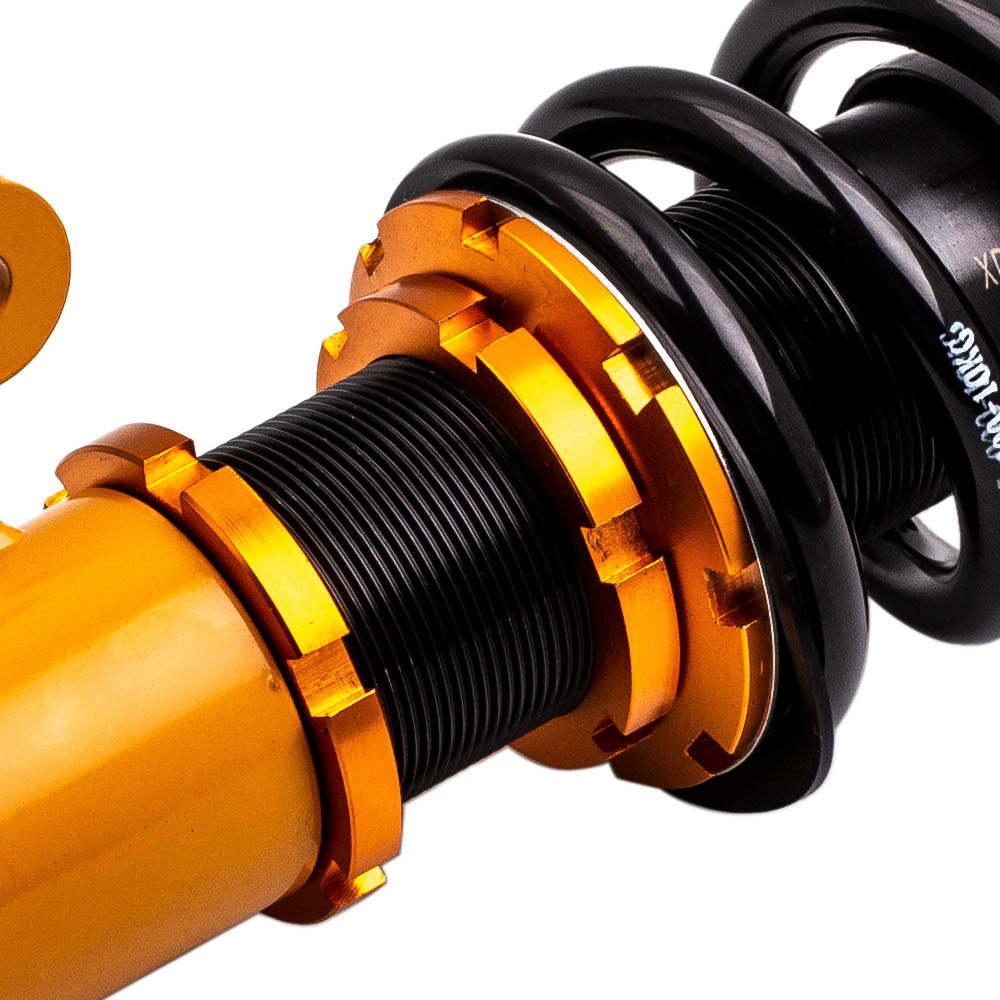 Ajustable coilover suspension amortiguador compatible para Mitsubishi Eclipse (3rd-Gen) D53A / D52A 2000-2005
