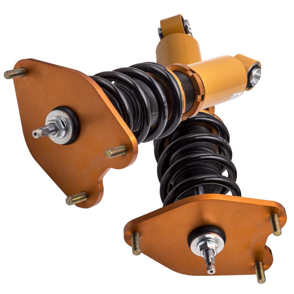 Coilovers Set for Mitsubishi Eclipse 4G 06-12 Galant DJ 04-12 Adjustable Damper