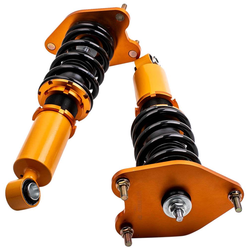 Coilover Suspensión Shock Strut compatible para Mitsubishi Galant (DJ) Kit de muelle helicoidal