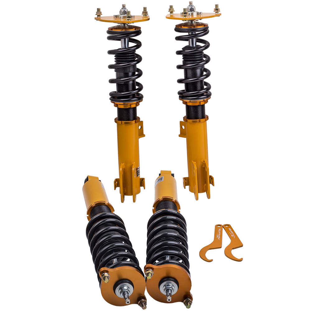 24 Ways Dampers Coilover Lowering Set for Mitsubishi Galant 99-03 Shock Absorber
