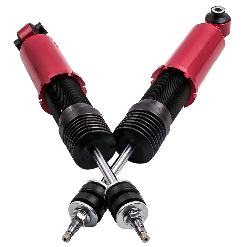 2005-2014 For Ford Mustang Damper Adjustable Tuning Coilovers Kits Red