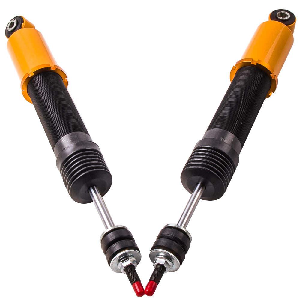 Amortiguador de 24 vías y coilover ajustable en altura compatible para Ford Mustang 4th 1994-2004 Nuevo