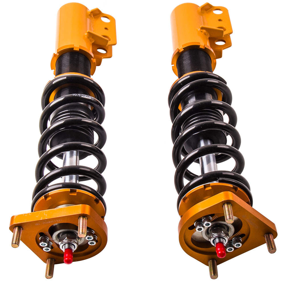 Coilovers Kits for 94-04 Ford Mustang 4th Gen. 24 Ways Adjustable Damper