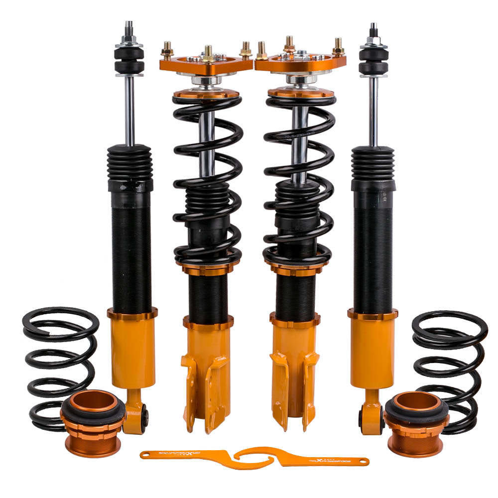 Adjustable Height  Mounts Racing Coilovers Kits for Ford Mustang 1994-2004