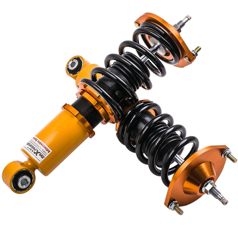 For Mazda Miata MX5 MX-5 NA NB 1989-2005 Adj. Damper Golden Coilovers Struts suspension kit