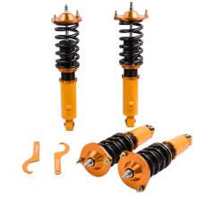 For Mazda Miata 90-05 Adj.Height Coilovers 96-98 NA NB MX5 Shocks Spring Struts