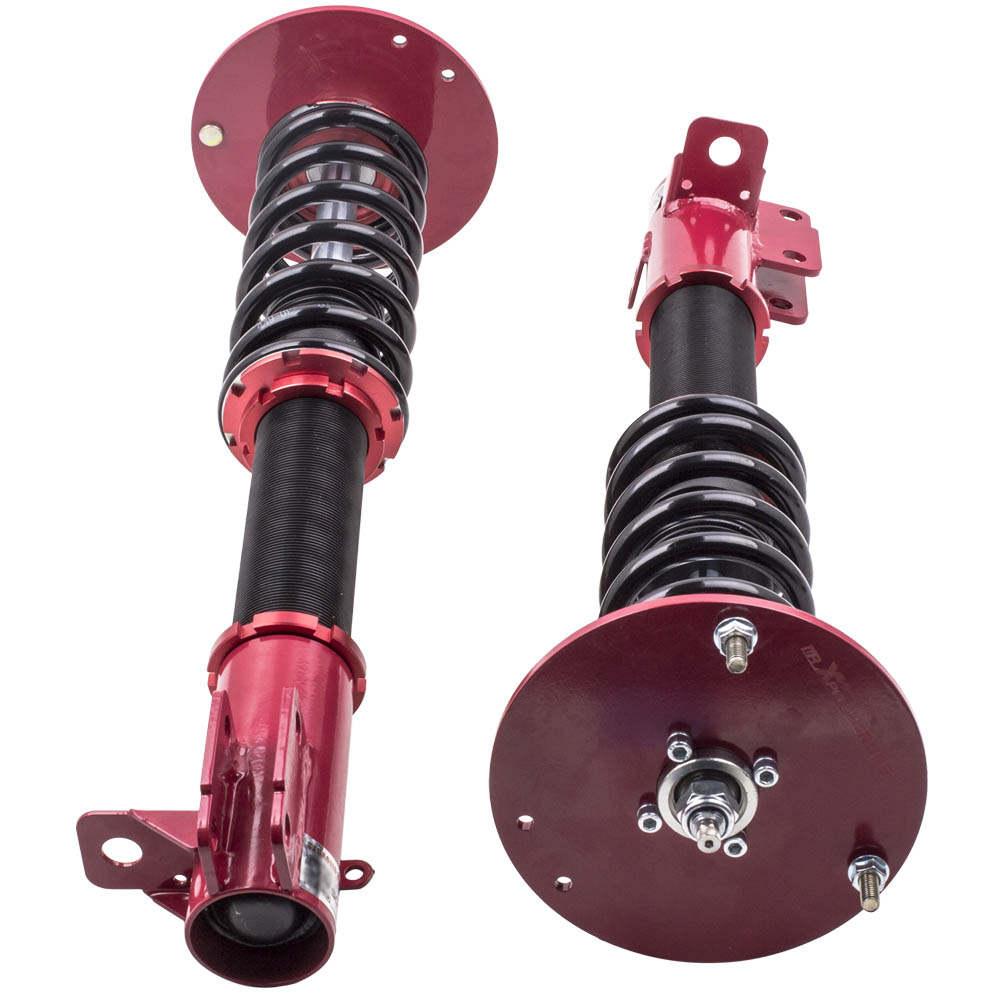 For Dodge Neon SRT-4 03-05 2.4L Coilovers Coil Over Strut Shocks Suspension Set